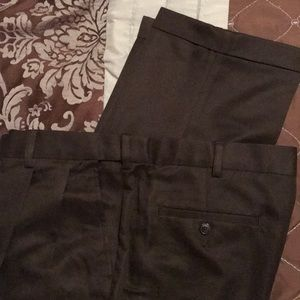 Pants - Savane black dress slacks